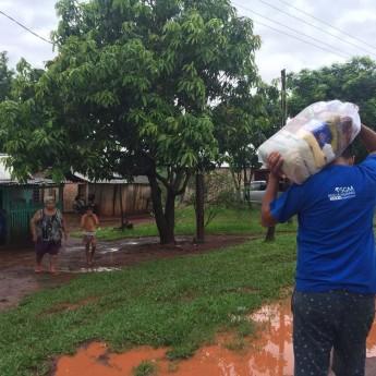 Missão Paraguay – Atendimento a comunidade