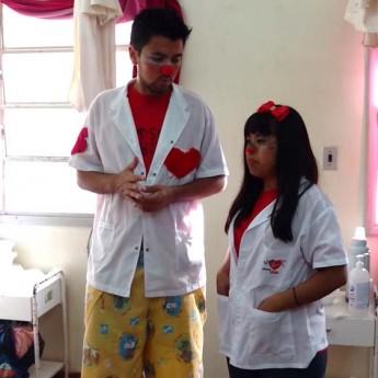 Missão Paraguay – Visitas aos hospitais e orfanatos